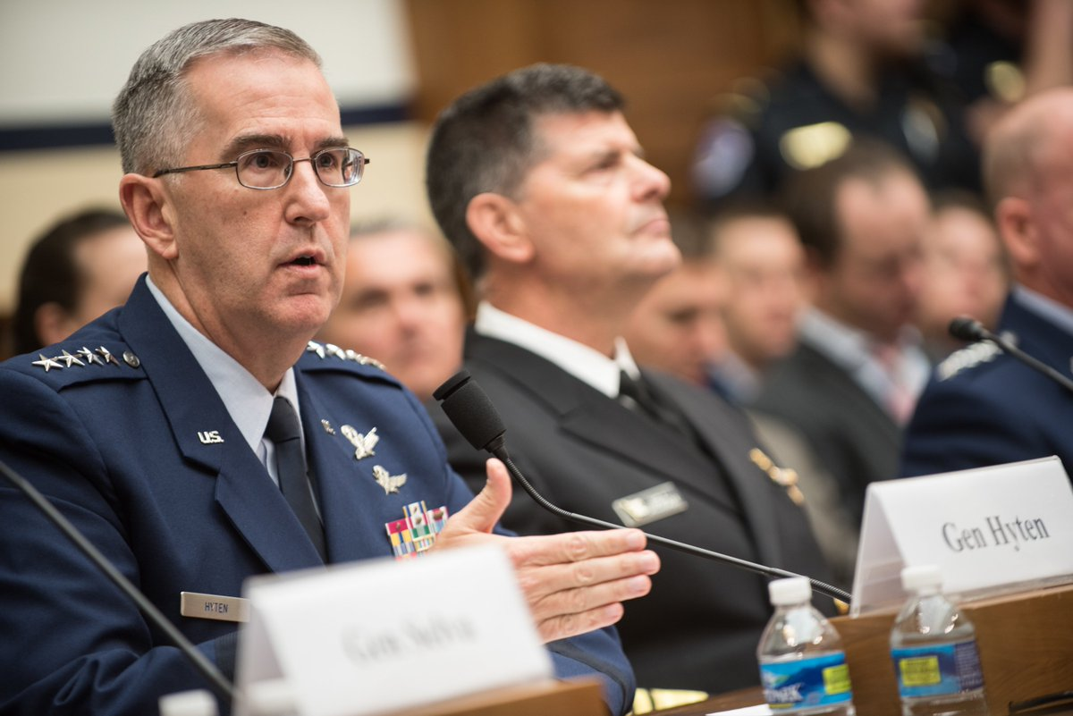 САД: Ми можемо да доминирамо и да одговарамо на било који напад