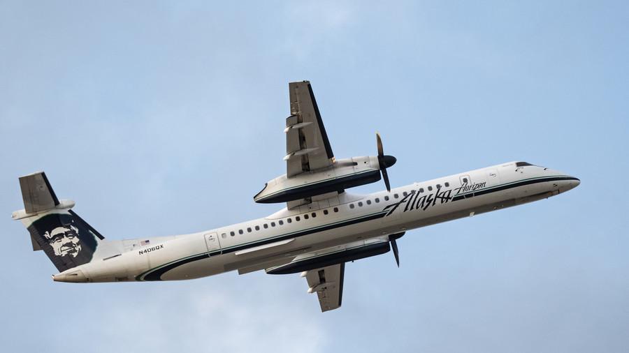 РТ: Отети авион се срушио близу аеродрома у Сијетлу