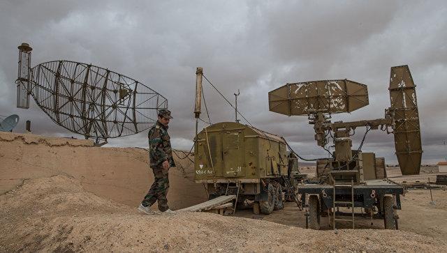 """Сиријска ПВО оборила """"непријатељску мету"""""""