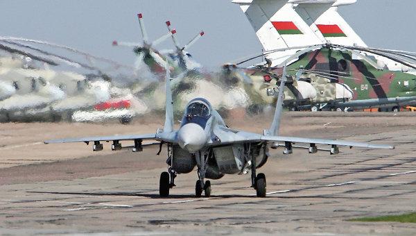 Ремонт и модернизација четири белоруска МиГ-а 29 иду по договореном плану