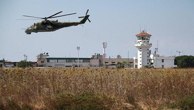 Руска војска оборила два дрона у близини базе Хмеимим
