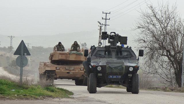 Ердоган: Турска у последњој фази припрема за нове војне операције у Сирији