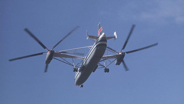 До краја године Русија ће направити хеликоптер са више елиса