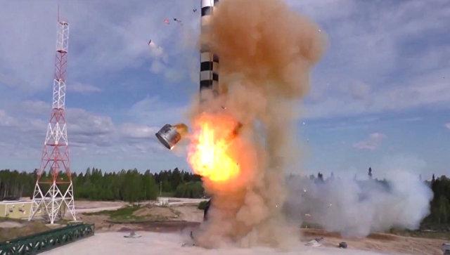 """Москва спремна да докаже Вашингтону да """"Сармат"""" и """"Авангард"""" нe потпадају под Споразум о смањењу наоружања"""