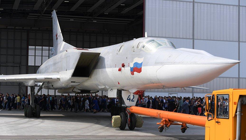 Ваздушно-космичке снаге РФ добијају модернизоване бомбардере Ту-22М3М 2021. године