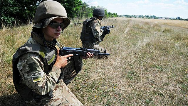 Кијев: Заузето 15 квадратних километара територије у Донбасу