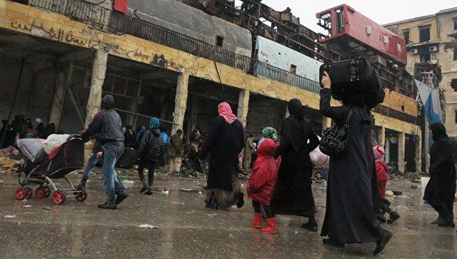 У прокрајину Алепо се вратило око 1.2 милиона избеглица након ослобођења