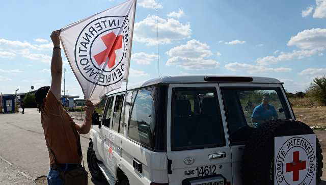 Доњецк: Представници Црвеног крста се нашли под ватром украјинских снага