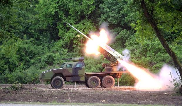 Војска Србије биће јача за 95 типова новог наоружања