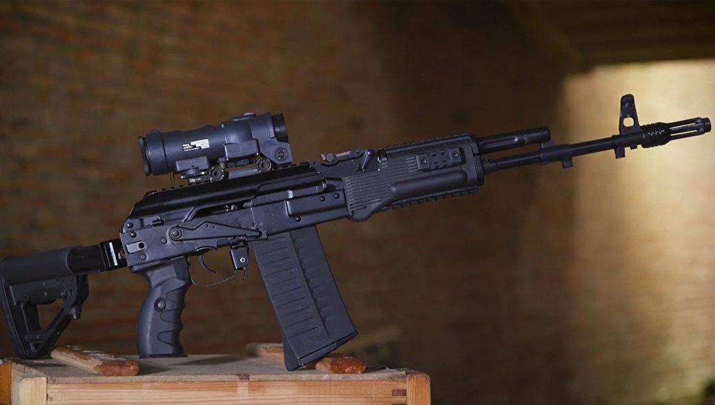 """""""Калашњиков"""" развио нову аутоматску пушку """"АК-308"""""""