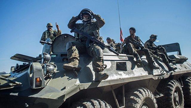 Kijevske snage sedam puta napale teritoriju DNR