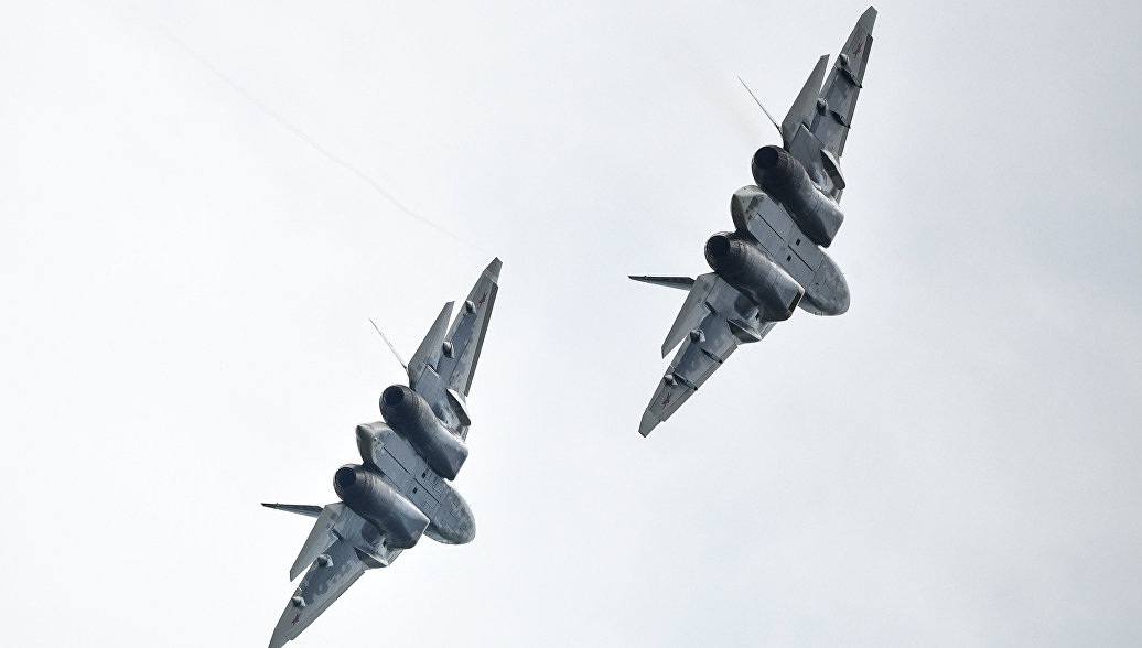 Авион пете генерације Су-57 добија вештачку интелигенцију