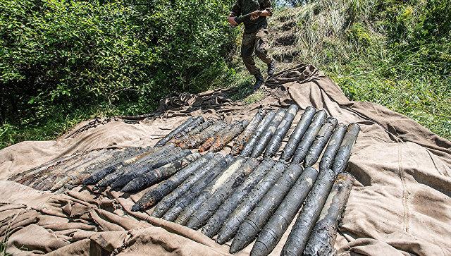 Руски деминери започели десету фазу уклањања минско-екслозивних средстава у Србији