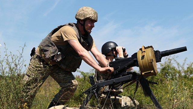 Kijevske snage šest puta napale teritoriju DNR