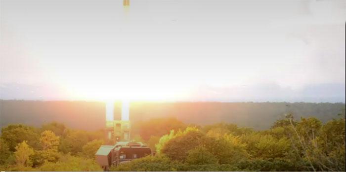 Ministarstvo odbrane Rusije objavilo snimak lansiranja krstareće rakete