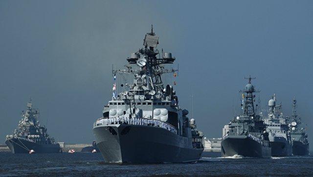 Адмирал Валуев: Повећање броја руских бродова у Средоземном мору треба да спречи могући напад САД-а и НАТО-а на позиције сиријских снага