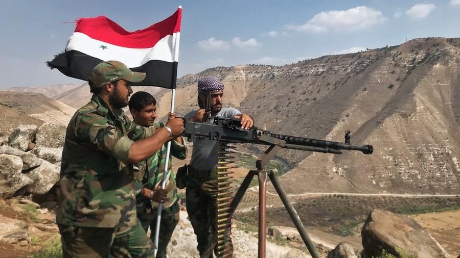 РТ: Идлиб ће постати место коначне битке са терористима у Сирији... ако се Запад не умеша