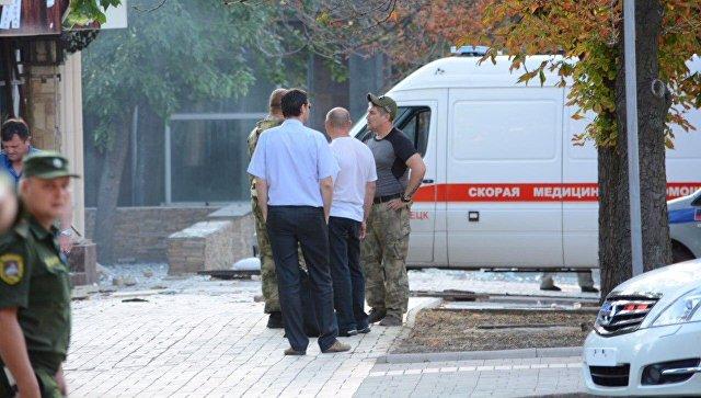 У атентату на председника Захарченка погинуо и његов телохранитељ
