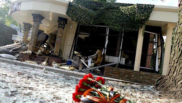 Доњецк: Убиство Захарченка организовале Снаге за специјалне операције Украјине