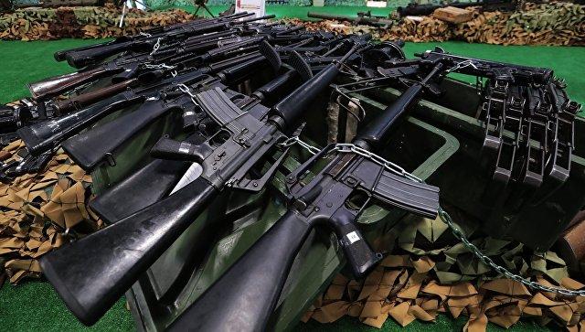 Сирија оптужила САД да снабдевају оружјем терористима преко Украјине