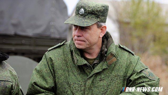 Басурин. Кијев планира да оствари три напада на ДНР