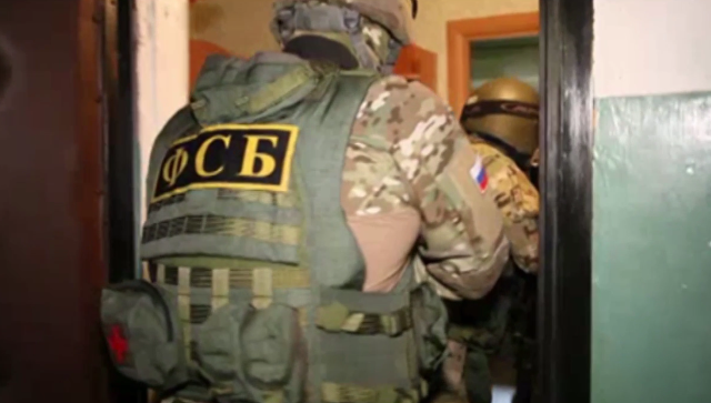 """ФСБ ухапсио припадника """"Исламске државе"""" који је радио за украјинске службе"""