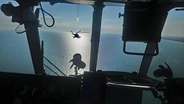 Кијев ојачао војну групу у Азовском мору