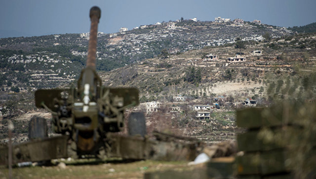 Сиријска војска гранатирала положаје терориста на југу Идлиба