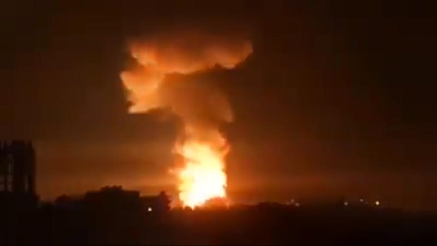 РТ: Сиријски град Латакија нападнут са мора - САНА