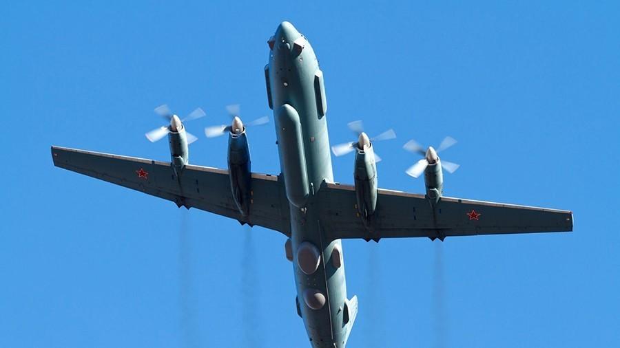 РТ: Руски авион са 14 чланова посаде нестао током напада на Латакију