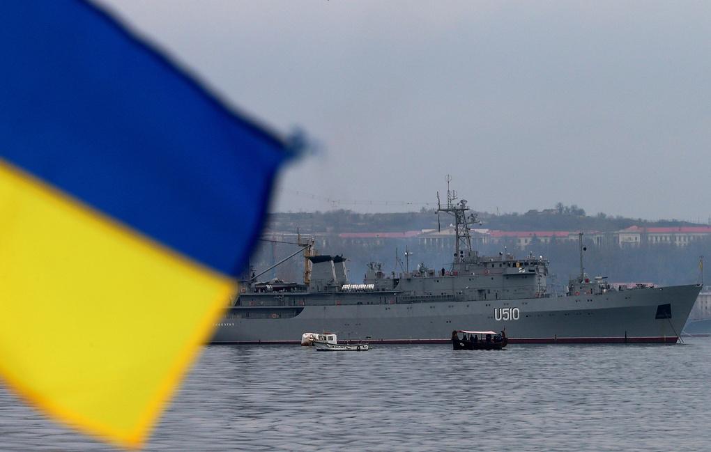 Dva broda ukrajinske mornarice ušla u ekskluzivnu ekonomsku zonu Rusije