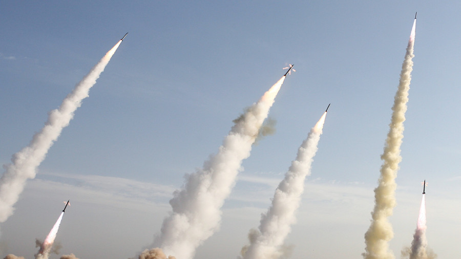 РТ: Иран извео ракетни напад на терористе у Сирији