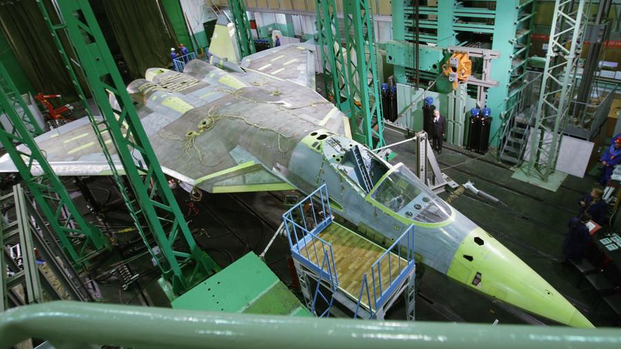 РТ: Русија тестира микроталасно оружје за летелице шесте генерације