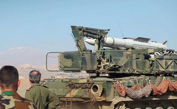 Дамаск: ПВО Сирије успела да обори више од трећине израелских ракета 17. септембра