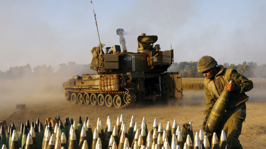 """РТ: """"Непоколебљива подршка"""" против """"иранске агресије""""? Израел поздравља рекордну војну помоћ САД од 38 милијарди долара"""