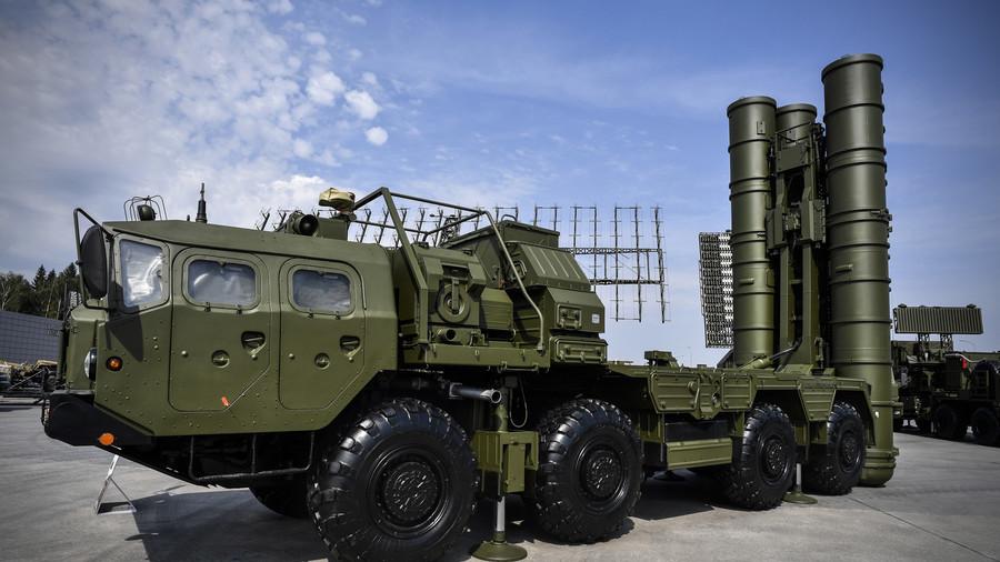 РТ: Потписан уговор са Индијом о испоруци ПВО система С-400