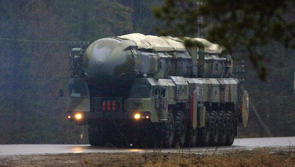 Одржана вежба Стратешких нуклеарних снага РФ