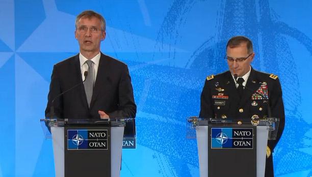 """""""Показати Русији спремност САД и савезника из Алијансе да заштите Атлантик"""""""