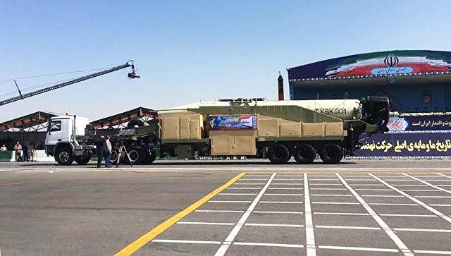 Домет иранских балистичких ракета земља-море повећан на 700 километара