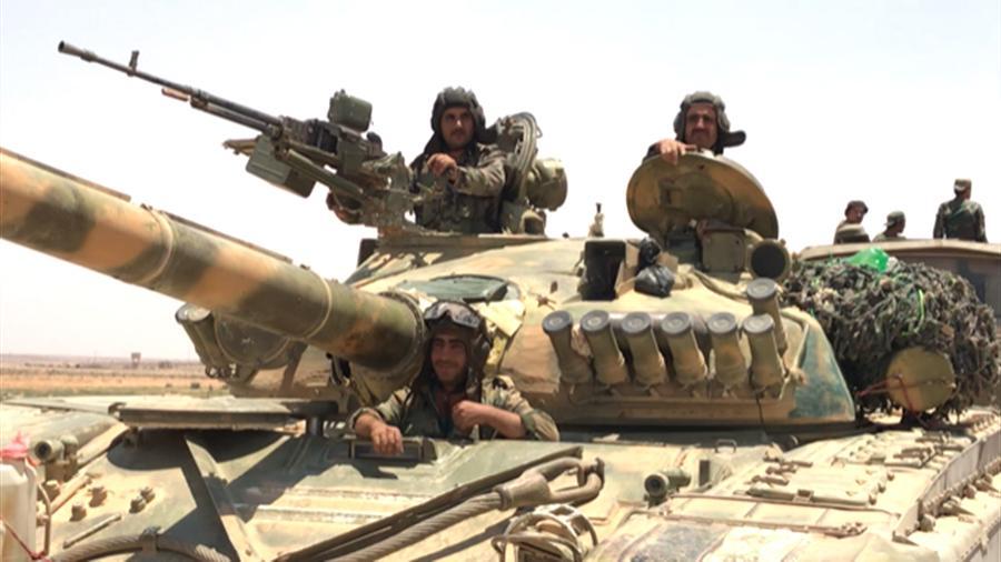 Сиријска војска спремна да интервенише у Идлибу