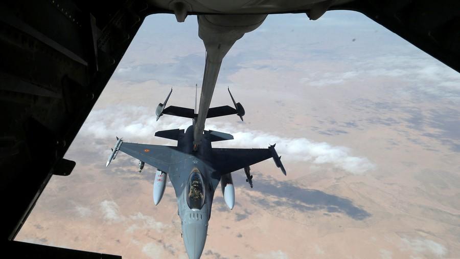 РТ: Више од 60 цивил апогинуло у нападу америчке војске - Дамаск