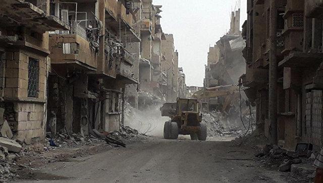Коалиција САД бомбардовала село у Дејр ез Зору