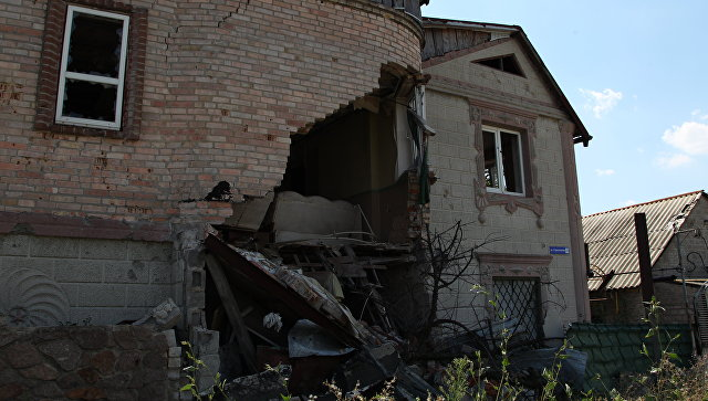 Donjeck: Ukrajinske snage koristile borbeni dron