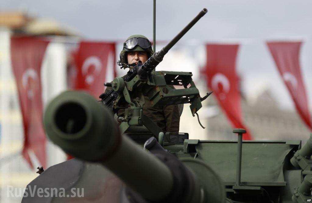 Ердоган најваио велику војну операцију против Курда у Сирији