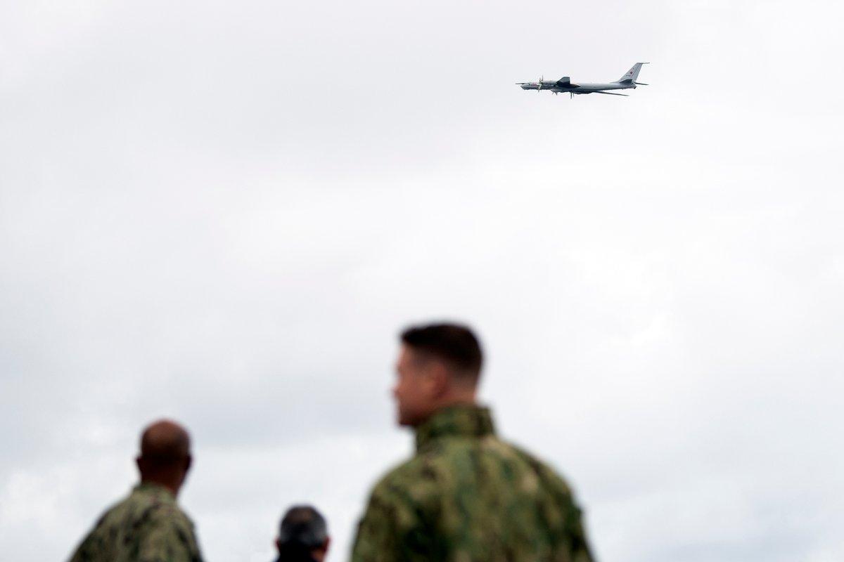 Два руска противподморничка авиона пролетела изнад бродова земаља НАТО