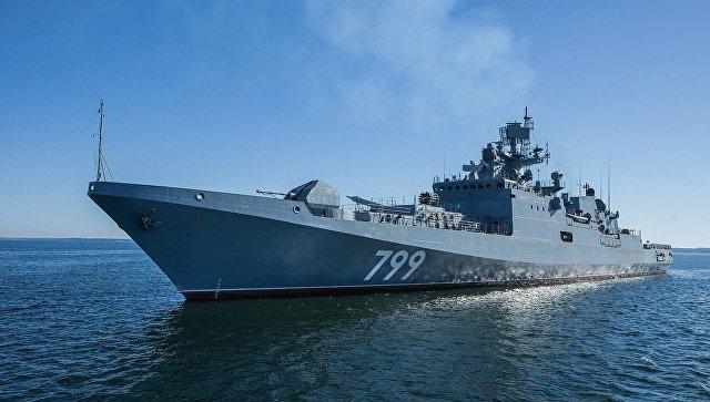 """Фрeгата """"Адмирал Макаров"""" ће ојачати руску морнарицу у Средоземном мору"""
