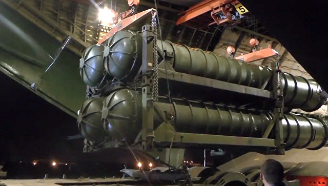 Izrael spreman da gađa sirijske sisteme S-300 ako budu delovali protiv izraelskih ciljeva