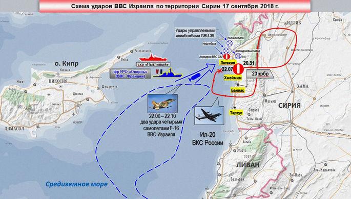 Израел: Урадићемо све како се не би поновила трагедија са Ил-20