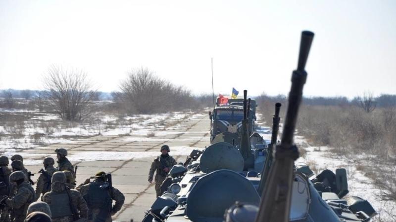 Доњецк и Луганск саопштили о гомилању технике украјинских снага