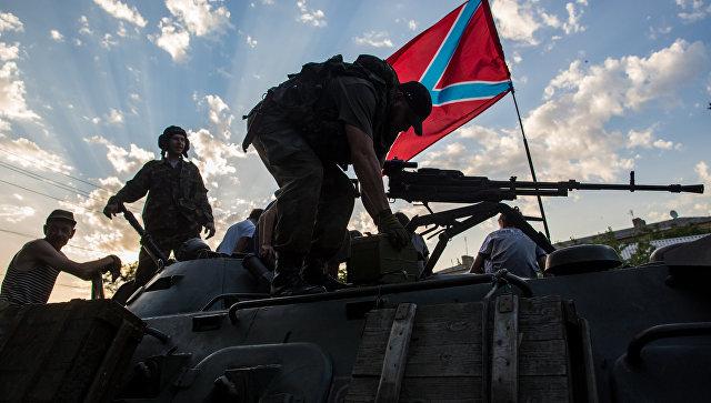 Ukrajinske snage 15 puta napale teritoriju DNR